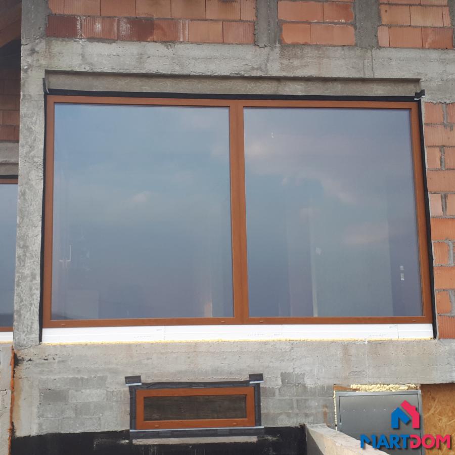 Okna Adams Veka 82 SL Złoty Dąb