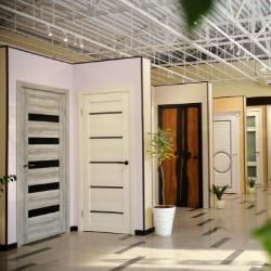 Wybór drzwi wewnętrznych wystawa
